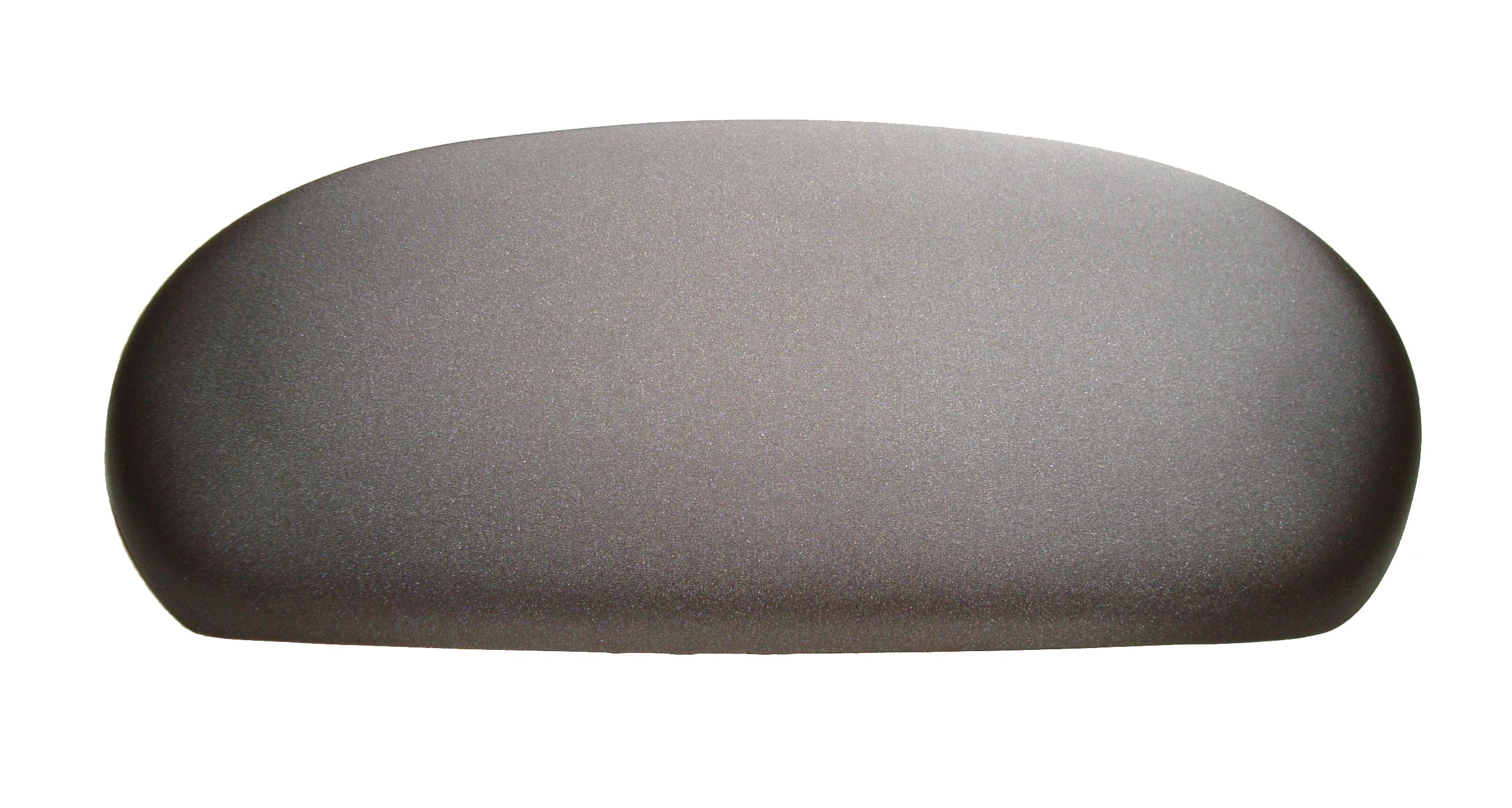 NCC New Concept Cover Fabric Cover for a lid Toilet Tank - Handmade in USA (Gray)