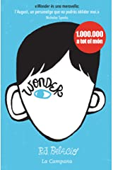 Wonder (Catalan Edition) Kindle Edition