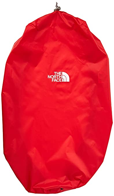 5 opinioni per THE NORTH FACE, Involucro impermeabile per zaino Pack Rain Cover, Rosso (Tnf