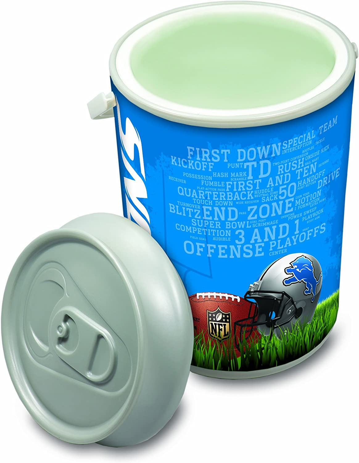 5-Gallon NFL Insulated Mega Can Cooler
