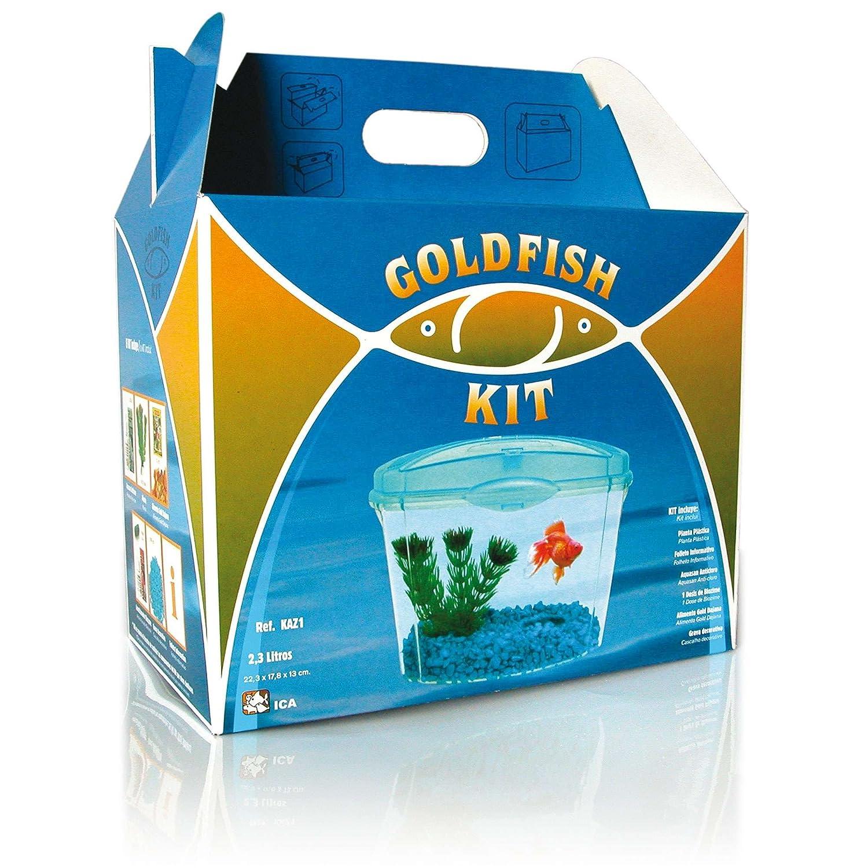 ICA KAZ1 Kit Goldfish: Amazon.es: Productos para mascotas