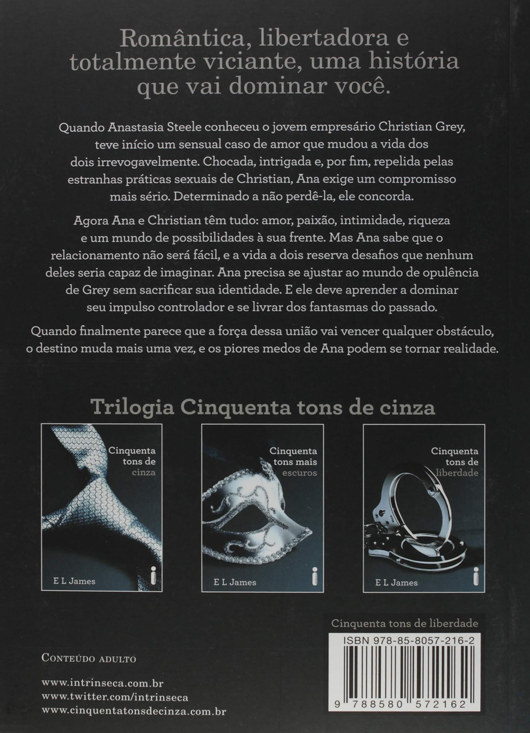 Trilogia Cinquenta Tons De Cinza Gratis Pdf
