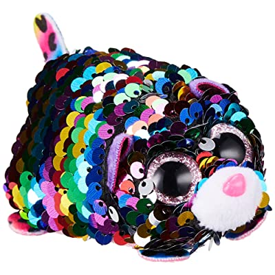 Ty 42401 Dotty Leopard FLIPPABLE Teeny, Multicolored: Toys & Games