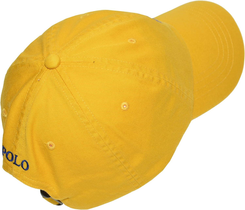Polo Ralph Lauren deportes Pony Logo sombrero gorra: Amazon.es ...