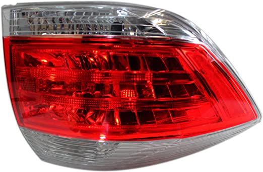 Driver Side Replacement Turn Signal//Parking Light Replace NI2530118V