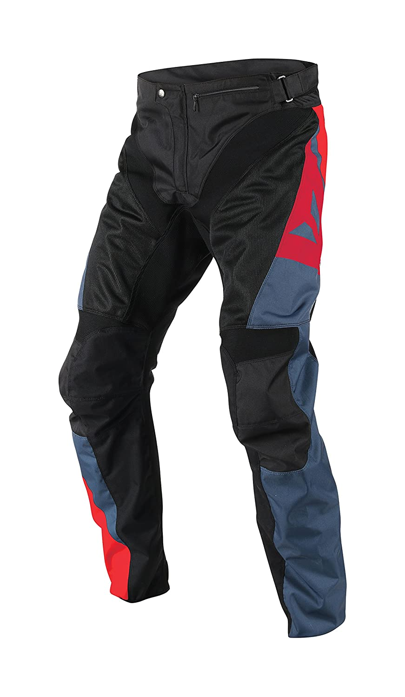 TALLA L. Dainese Hucker Pantalones, Rojo, L