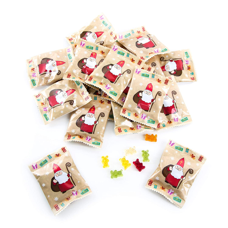 NEU 2018 10 Stück Weihnachten give-away Nikolaus Santa Claus Mini ...