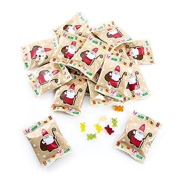 Weihnachtsgeschenke Haushalt.Neu 2018 50 Stück Weihnachten Give Away Nikolaus Santa Claus Mini
