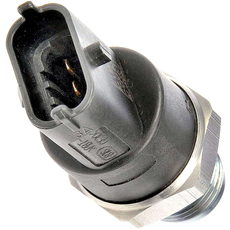 Replaces 5093112AA, 5260246, 5297641, 97361561 APDTY 015410 Fuel Rail High Pressure Sensor Fits 2003-2007 Dodge RAM 2500 3500 5.9L Cummins Diesel Trucks