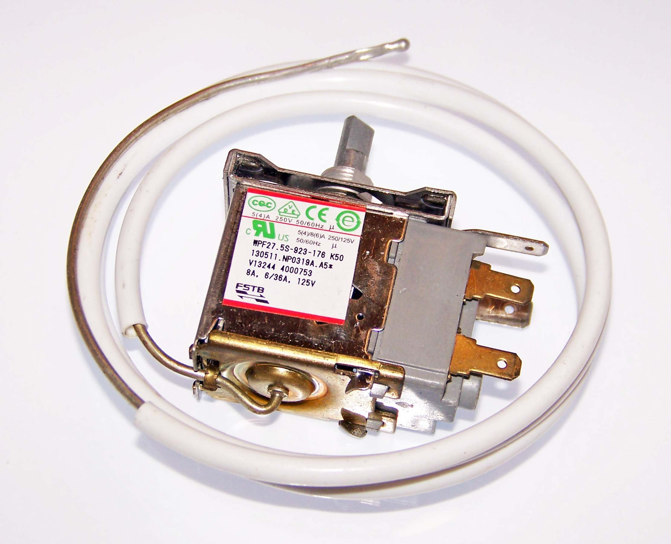 OEM Haier Bottle Wine Cooler Thermostat For Haier HC92FBB