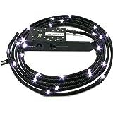 NZXT CB-LED20-WT - Cable LED, negro