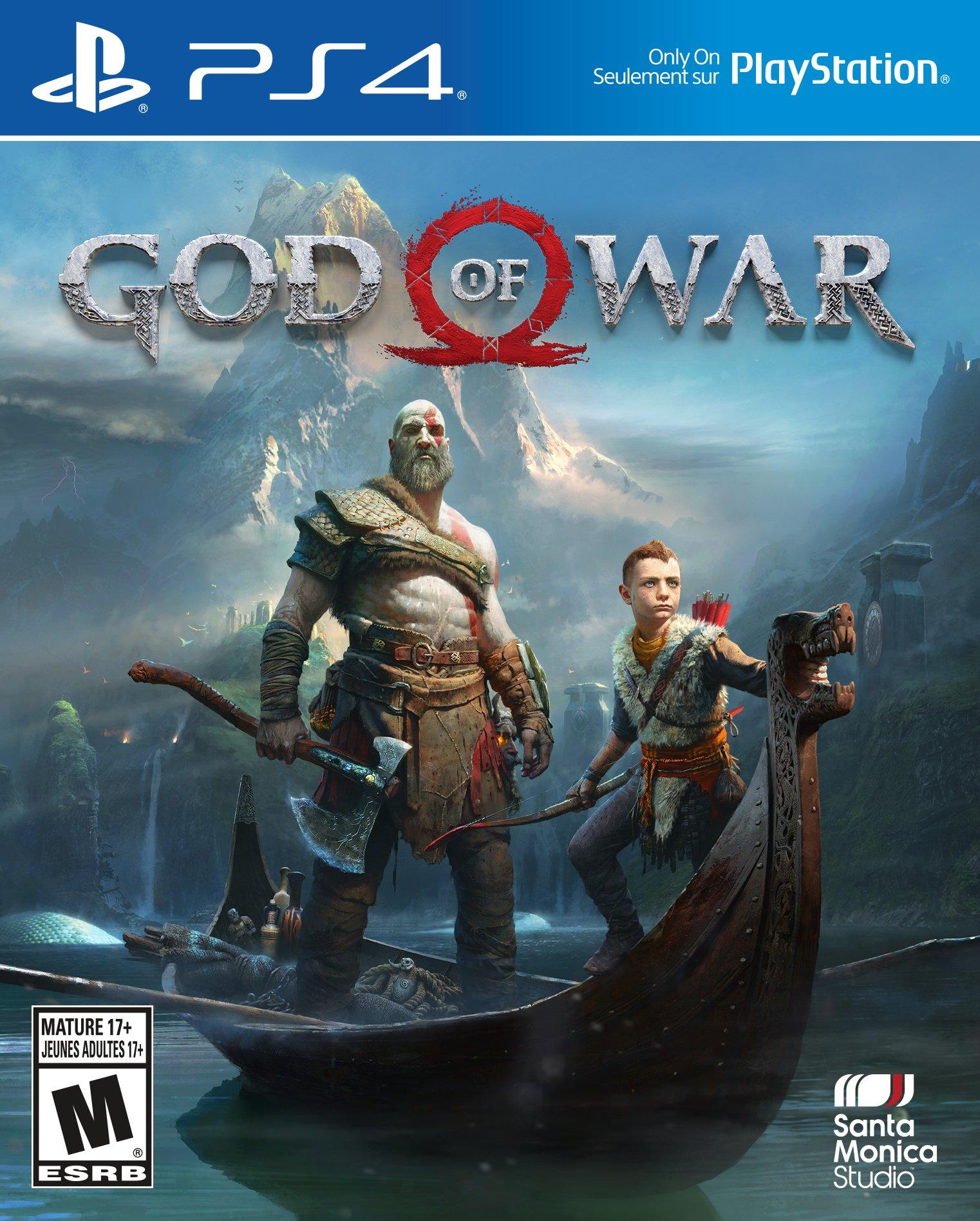 God of War - PlayStation 4 Standard Edition product image