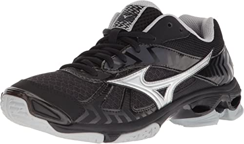 mizuno womens volleyball shoes size 8 x 3 free game wear