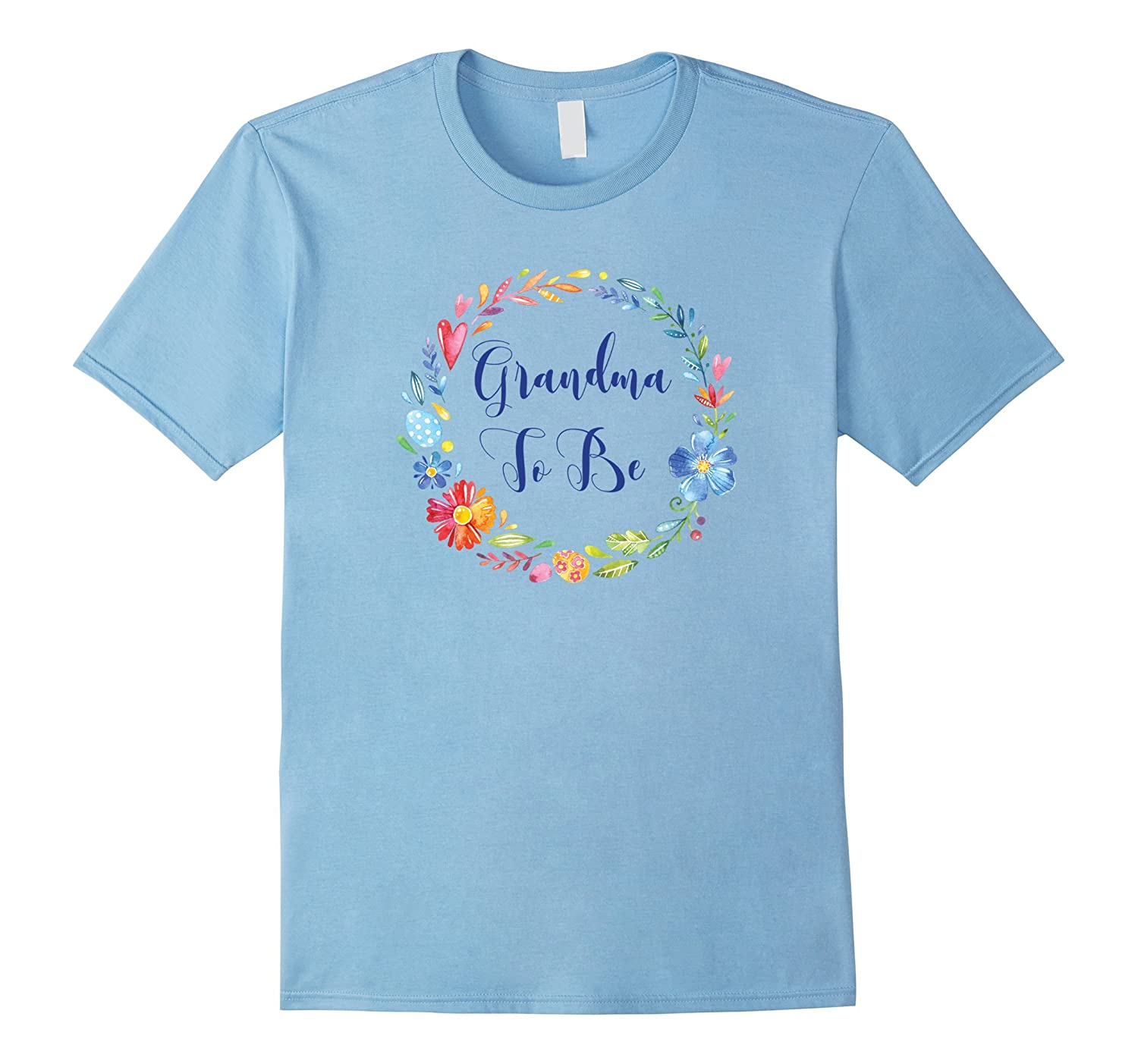 Unique Grandma To Be Cool Shirt Mothers Day 1st Step Gifts-Vaci