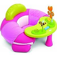 Smoby 211368 - Sillón hinchable de actividades, color