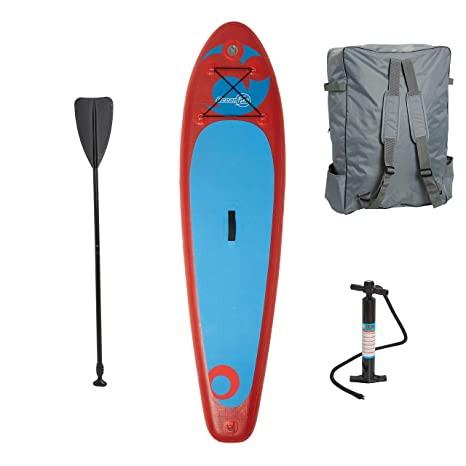 Ocean Fun Stand Up Paddle Sup Board Tabla Inflable Hinchable 90 kg ...