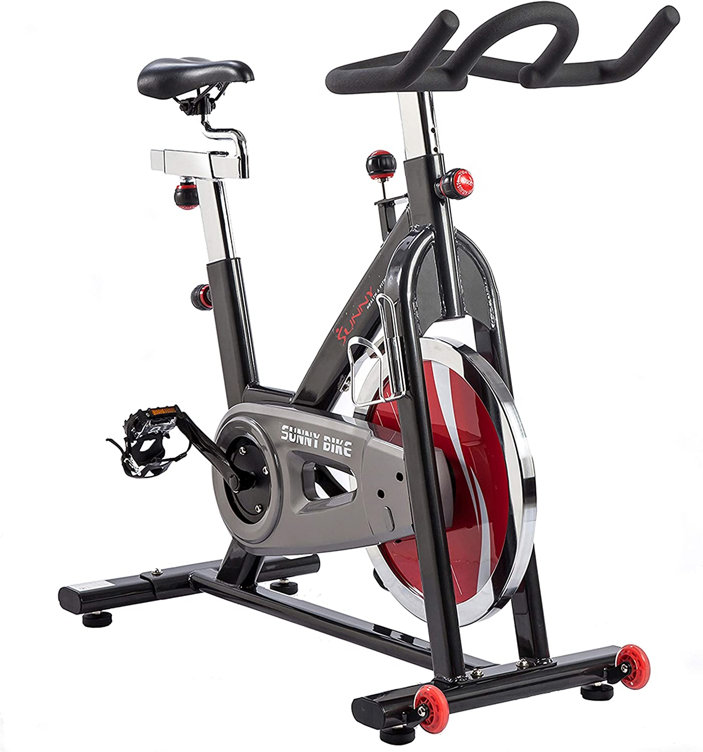 Sunny Health & Fitness Exercise Cycling Bike
