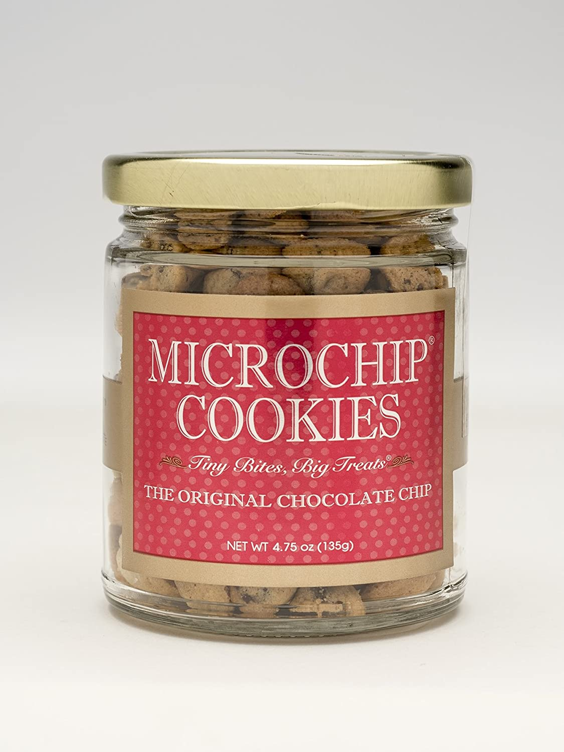 World\'s Tiniest, Most Irresistible Microchip Cookies - A Four Square ...