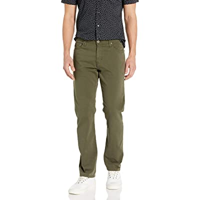AG Adriano Goldschmied Men's The Graduate Tailored Leg Sateen Pant: Clothing