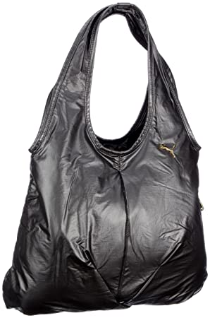Image Unavailable. Image not available for. Colour  Puma Fitness Shopper Bag  Lux 069148 01 black 5a56c4dbad77b