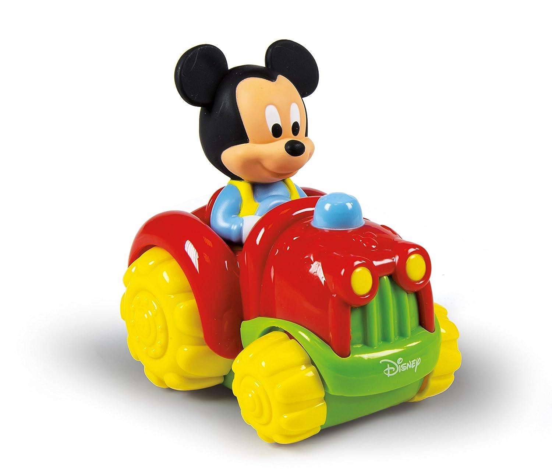Mickey Mouse Disney Cochecito con Sonido Clementoni 149766