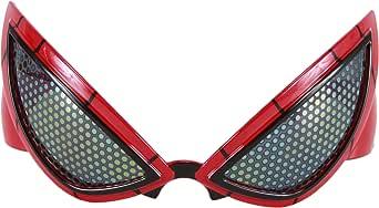 elope Marvel Spider-Man Movie Glasses