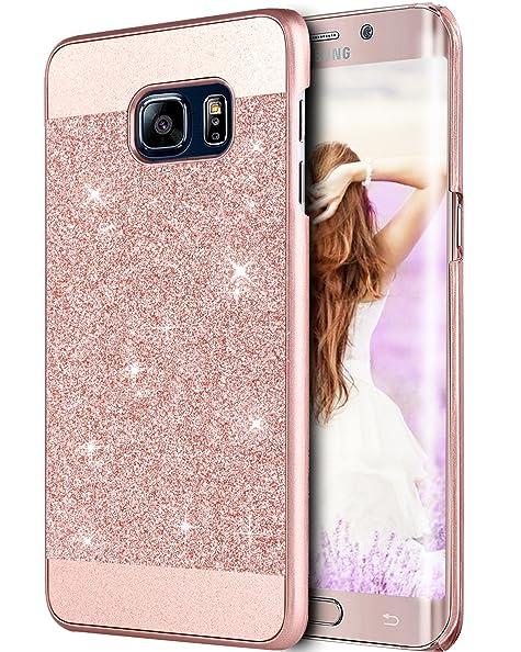 samsung galaxy s6 edge plus case rose gold