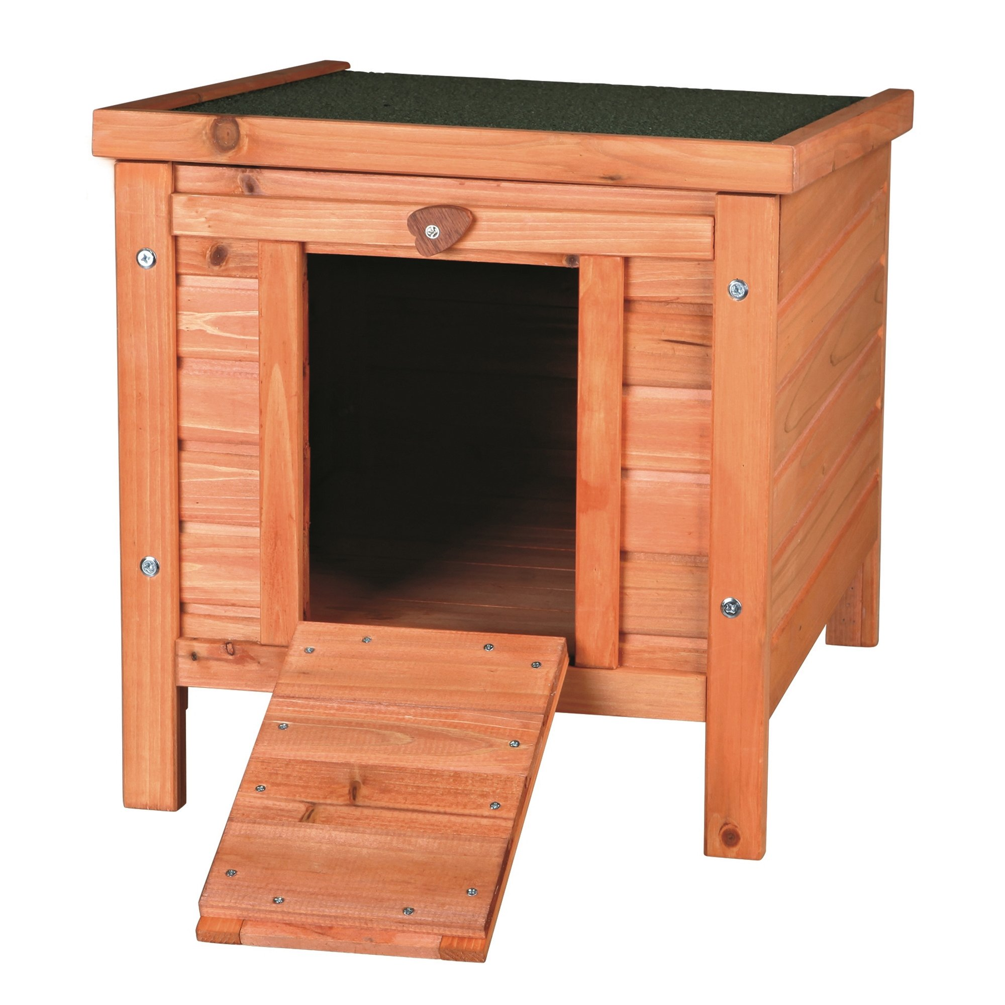 TRIXIE Pet Products Small Animal Home with Outdoor Run