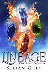 Lineage (Deity Rising Book 1) Kindle Edition