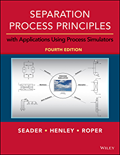 Elements of chemical reaction engineering prentice hall separation process principles with applications using process simulators 4th edition fandeluxe Gallery