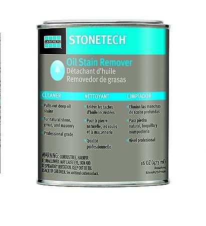 StoneTech EX6 – 16 1-Pint Quitamanchas de aceite para piedra natural