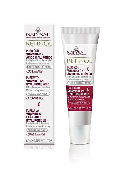 Natysal Retinol Night Cream 1.7 oz.