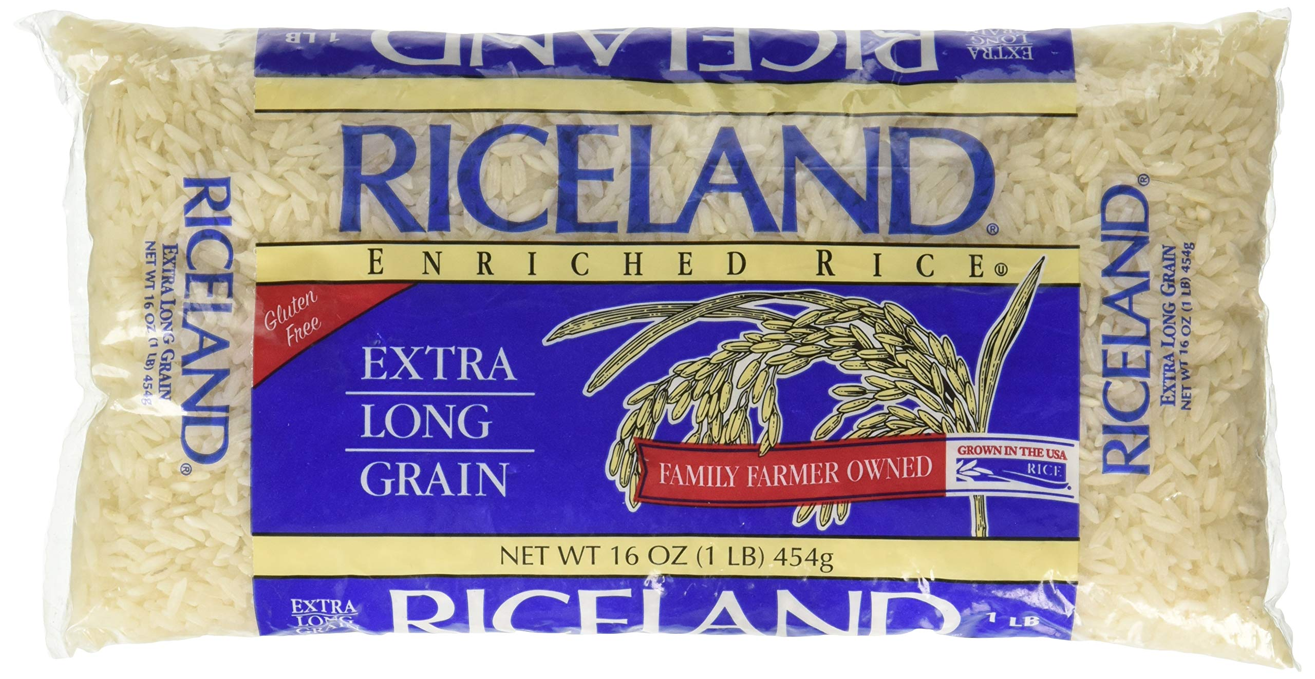 Amazon.com : Riceland Gold Parboiled Long Grain Rice 2/1