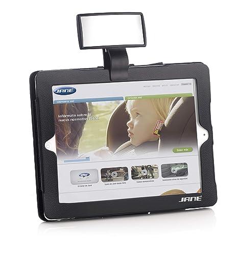 Jané 030603C01 - Espejo de seguridad con funda para tablet