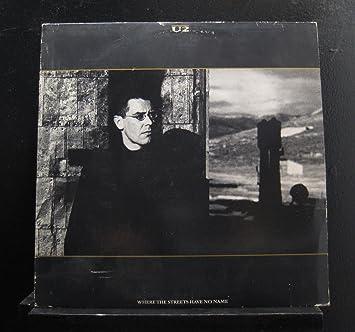 U2 - U2 - Where The Streets Have No Name - Lp Vinyl Record