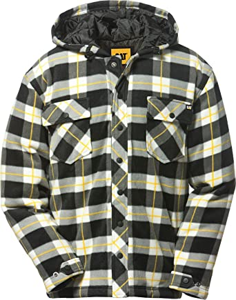 Amazon.com: Caterpillar Men's Active Work Jacket: Work Utility ...