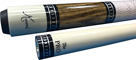 Meucci LJ4 Bocote Custom Pool Cue Stick diseñado para LoreeJon ...