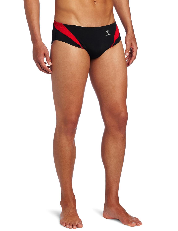 TYR Sport Men's Alliance Durafast Splice Racer Swim Suit RPSP7A