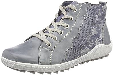 Femmes R1474 Remonte Haute Sneaker dNSx3