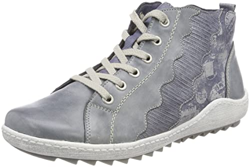 Womens R1474 Hi-Top Trainers Remonte SyVMiOQ