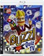 Sony 137439 Buzz Quiz TV Game Only -Playstation 3