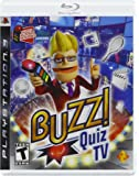 Buzz! Quiz TV (Game Only) (輸入版)