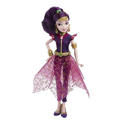 Disney Descendents Villain Genie Chic Mal  sc 1 st  Amazon.com & Amazon.com: Disney Descendents Villain Genie Chic Mal: Toys u0026 Games