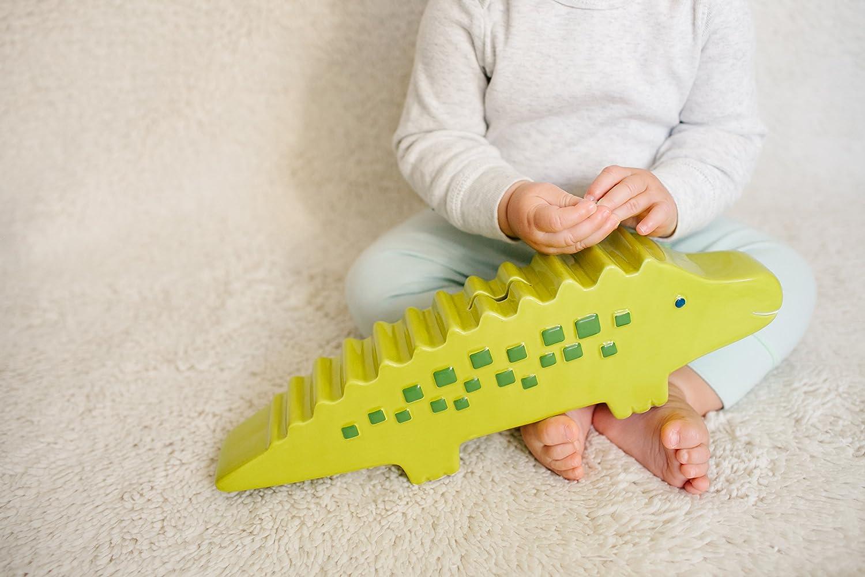 Pearhead Ceramic Alligator