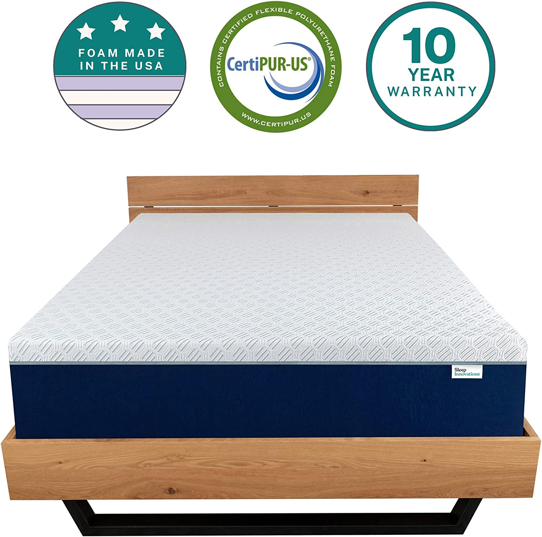 Sleep Innovations Shiloh 14-inch