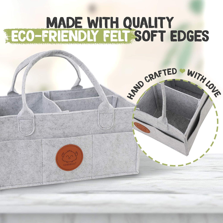 Amazon.com: Organizador de pañales para bebé – Organizador ...