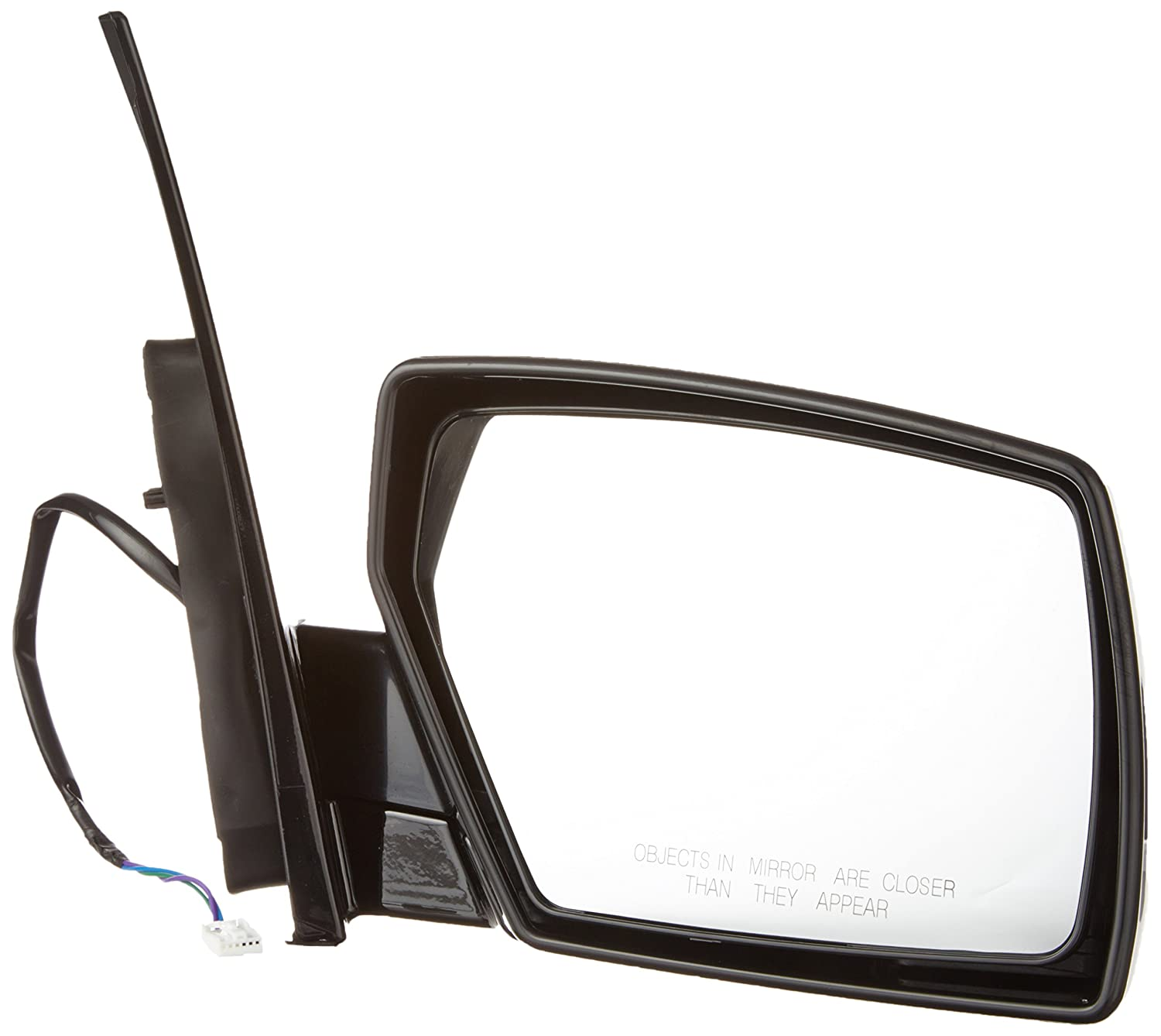 Multiple Manufacturers Partslink Number NI1321187 OE Replacement Nissan//Datsun Quest Van Passenger Side Mirror Outside Rear View