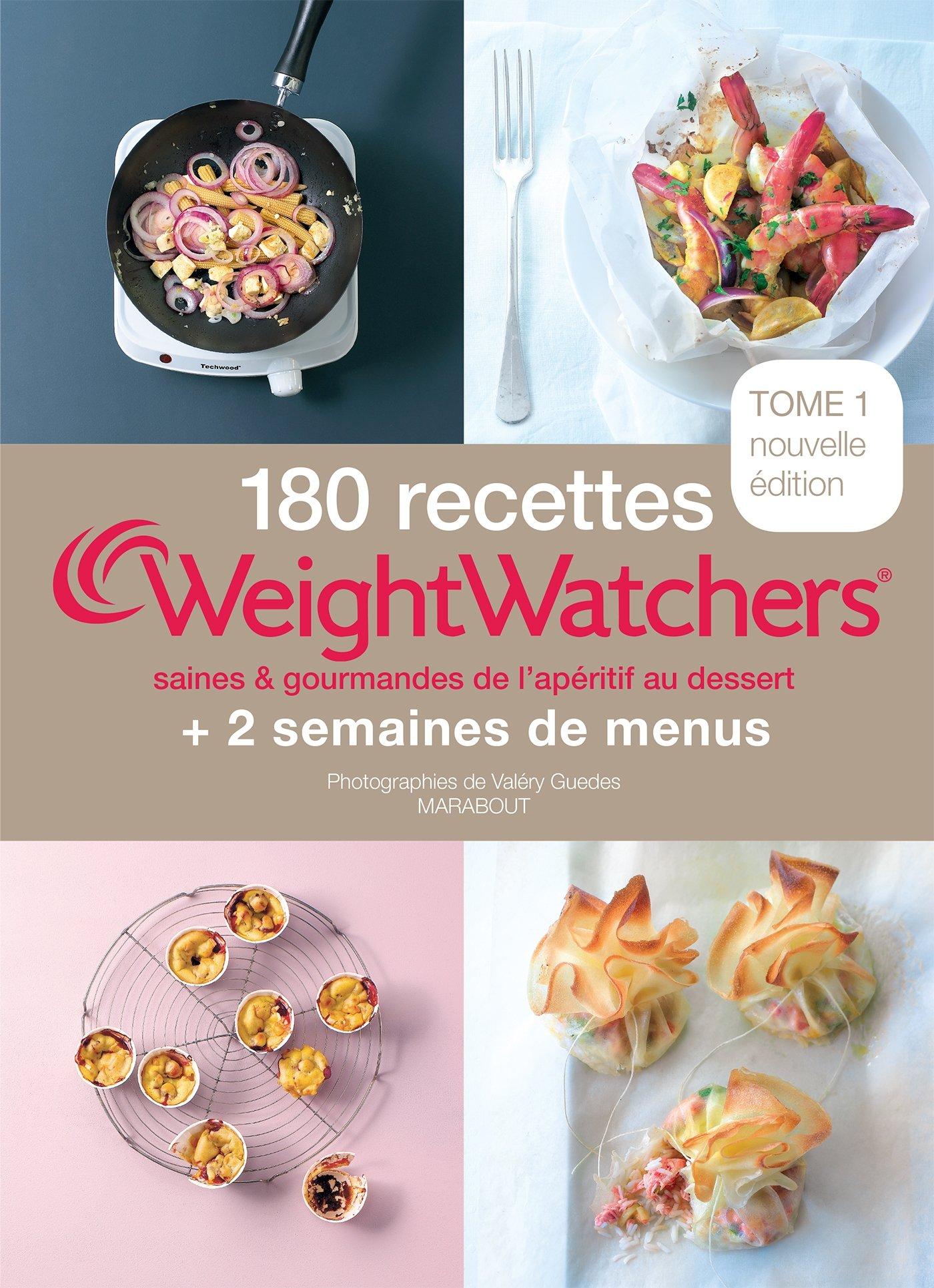 Menu De Noel Weight Watchers.180 Recettes Weight Watchers Tome 1 Saines Et Gourmande