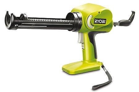 Ryobi 4892210109200 Pistolet à Cartouche, 18 V, Multicolore