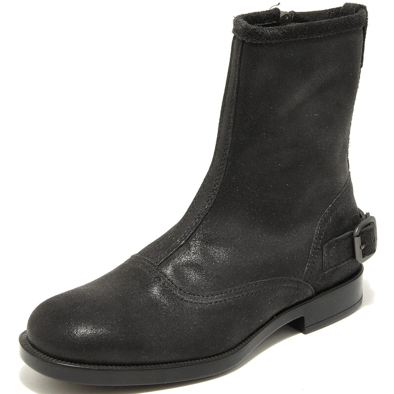 Hogan 22929 Stivaletto schwarz schwarz schwarz Motorcycle Scarpa herren Stiefel schuhe Men 6404b7